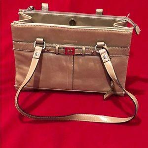 Purse Giani Bernini tote bag handbag